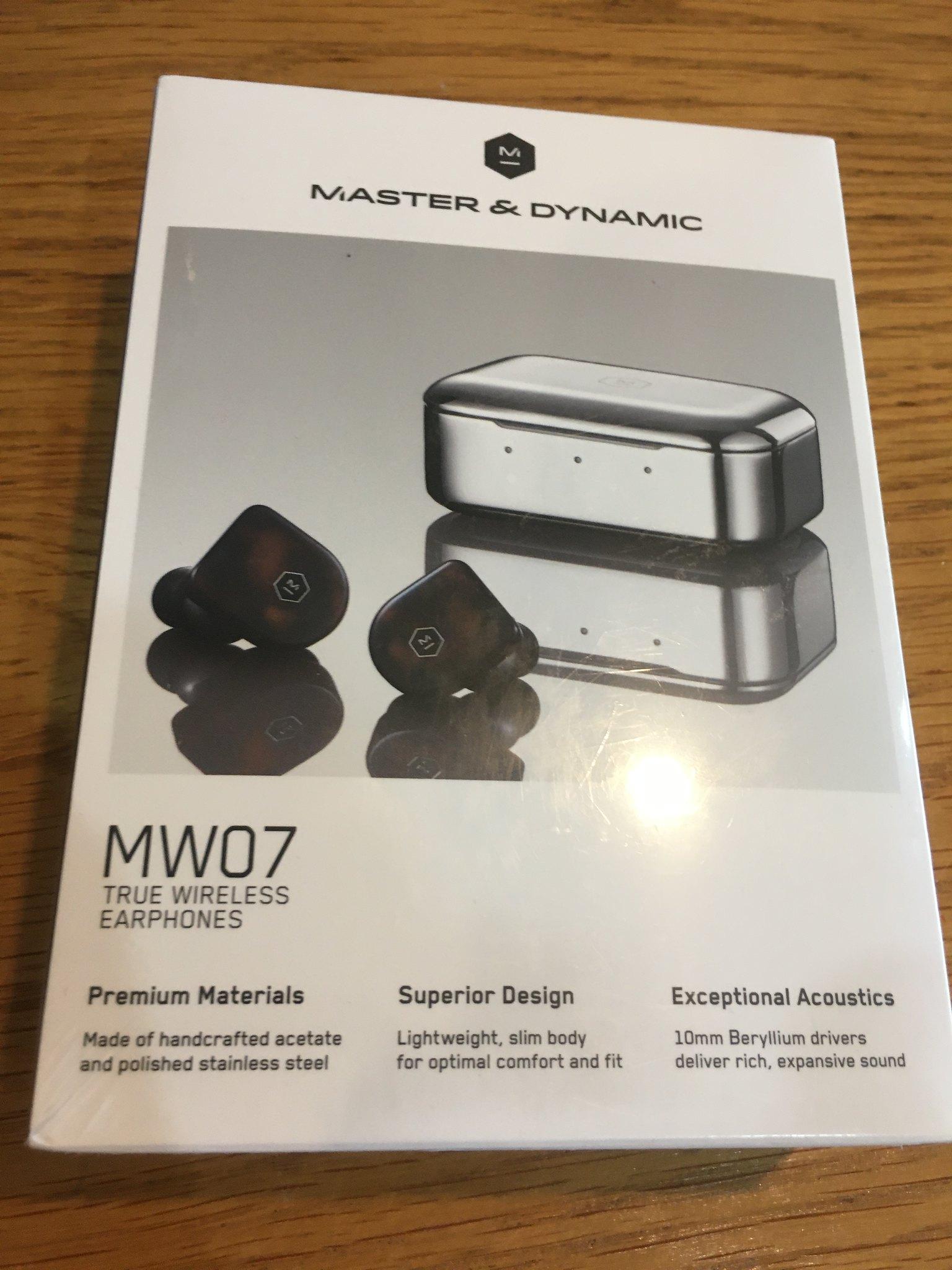Tai nghe Master & Dynamic MW07 True Wireless - 1