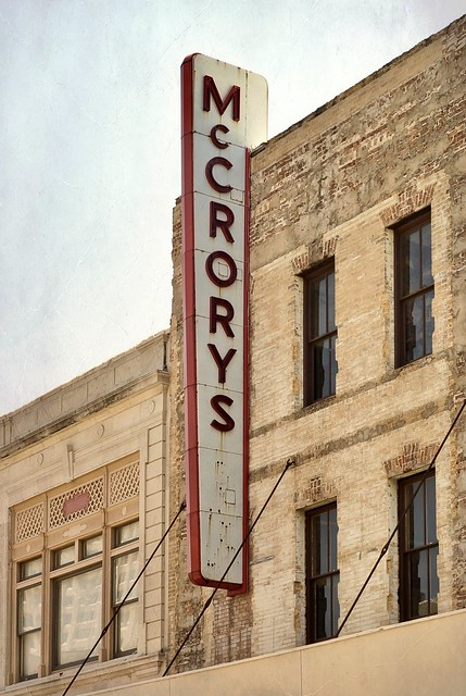 McCrory's - Galveston, Texas