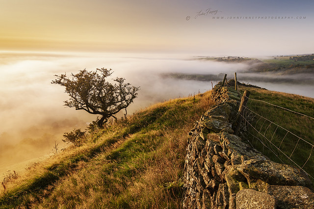 Hollins Hill sunrise,
