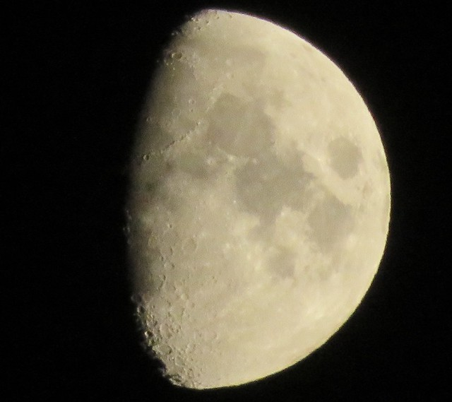 Waxing Gibbous September 25, 2020