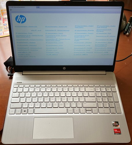 Portatil HP 15s-eq1016ns