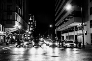 E and 12th at Night | by Bradley Joines