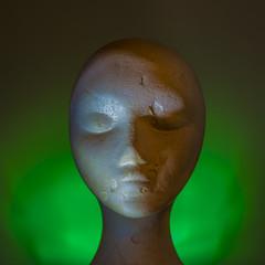 Alien head 5
