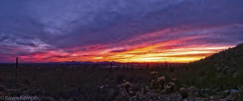 arizona gatewaytrail mcdowellsonoranpreserve scottsdale sunset sky goldenhour