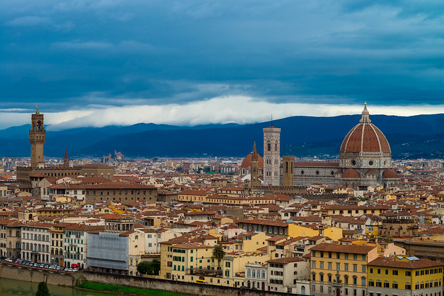 Florence's Historic Centre