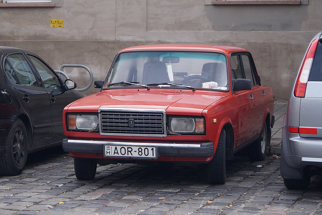 Lada VAZ  2107 (1990)