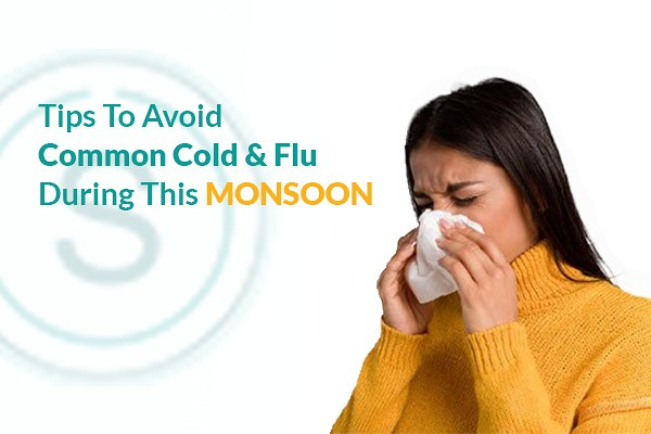 Tips to avoid common cold and flu - Smiles
