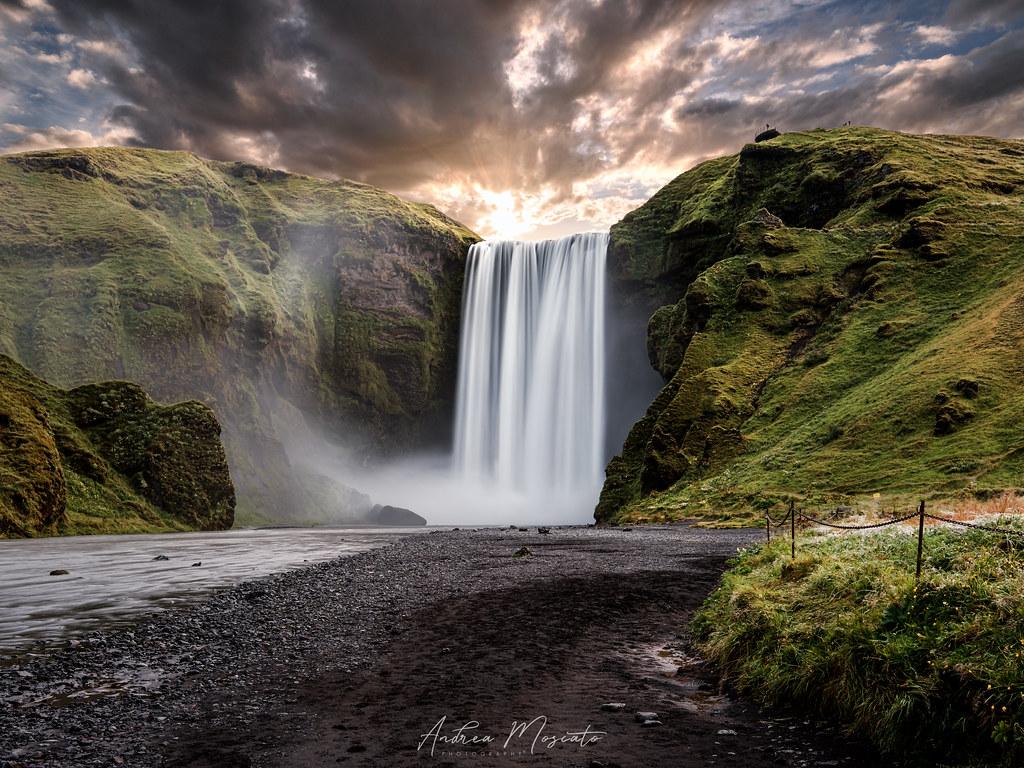 Skógafoss Waterfall (Iceland)