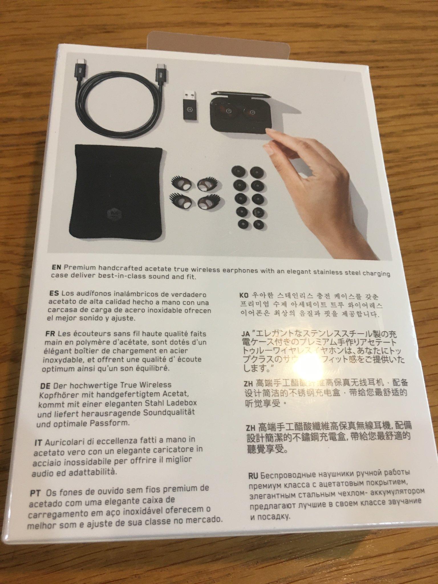 Tai nghe Master & Dynamic MW07 True Wireless - 2