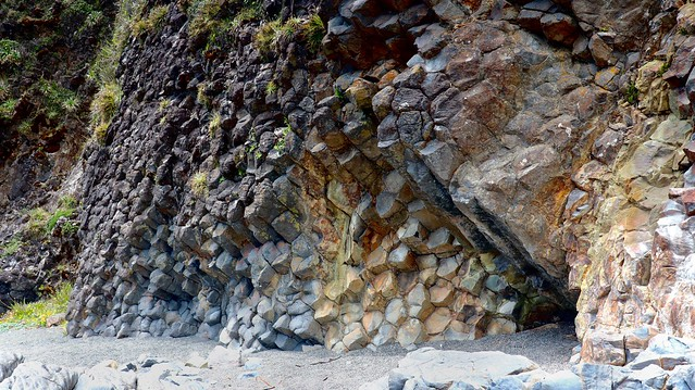 Rocas Basálticas, Ancud