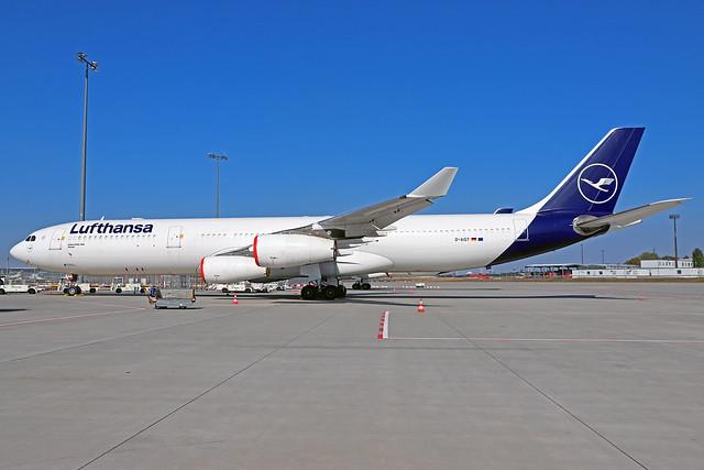 Lufthansa Airbus A340-313X D-AIGT