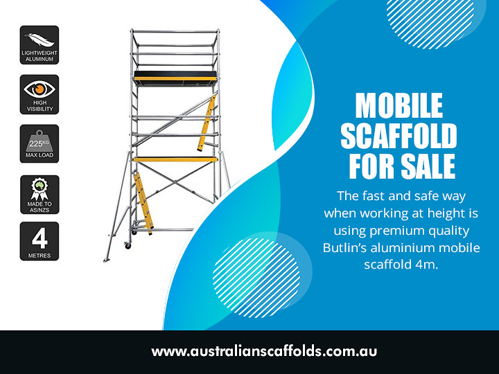 Mobile Scaffold for Sale