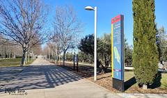 Parque Manzanares de Madrid