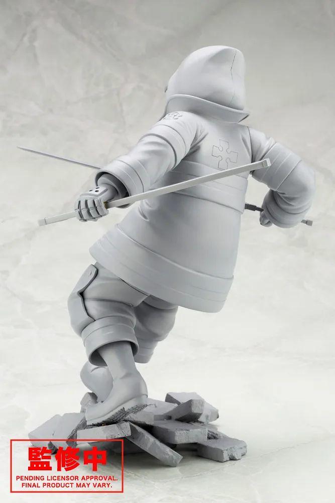 壽屋新作展示會『KOTOBUKIYA COLLECTION ONLINE』多款新作原型公開【角色比例模型篇】