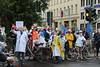 Gesundheitsblock - Klimastreik Berlin