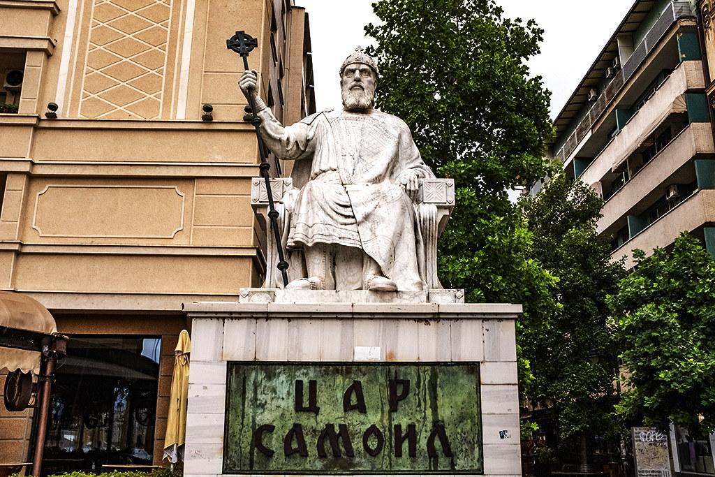 Samuel of Bulgaria on 9-26-20--Skopje