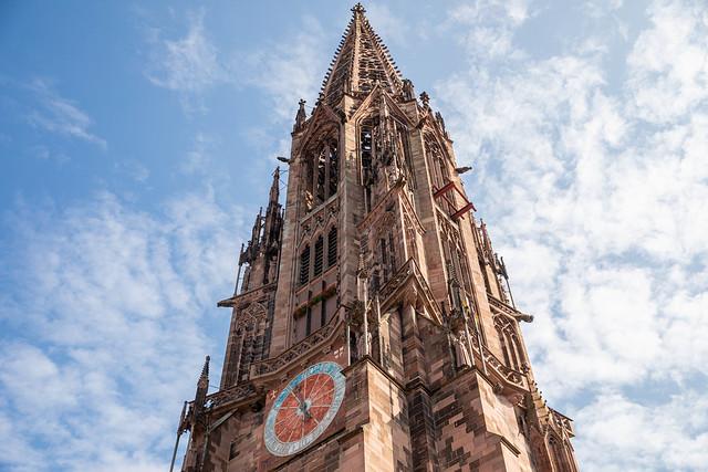 Freiburg Minster / Freiburger Münster