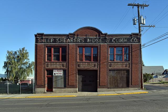 Sheep Shearer's hall