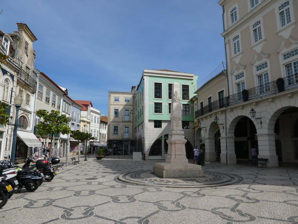 The historic centre of Aveiro