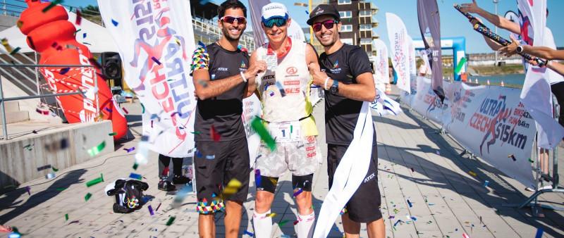 Vabroušek vyhrál ve světovém rekordu Ultramana v Račicích