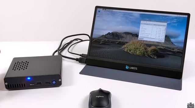 DeskPi Pro