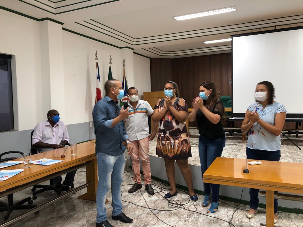 Pagamento da gratificação do PMAQ-AB aos profissionais de saúde do município de Alcobaça (5)