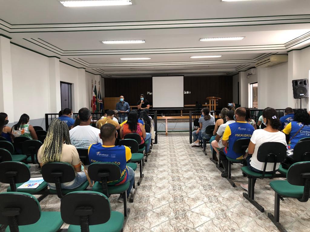 Pagamento da gratificação do PMAQ-AB aos profissionais de saúde do município de Alcobaça (1)