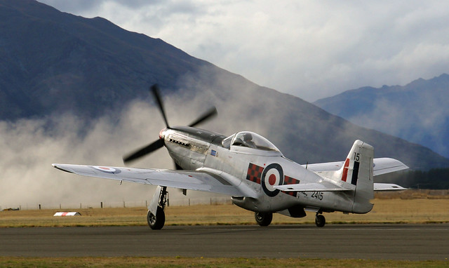 North American Aviation P51-D Mustang
