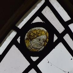 angel head (15th Century)