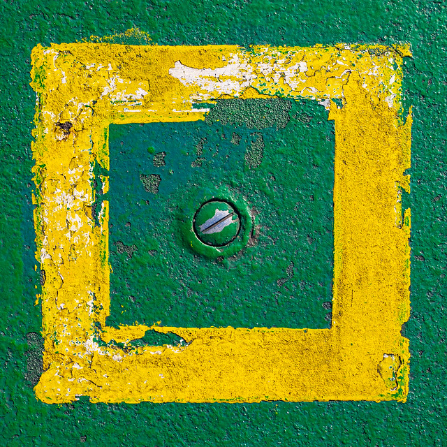 Square Abstract 1