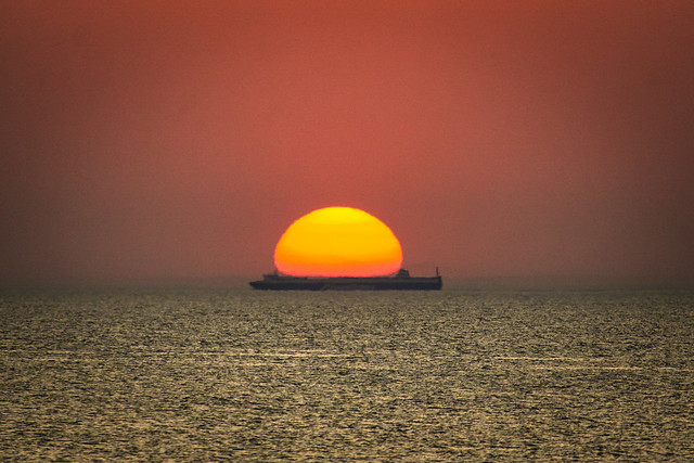 Graal-Müritz - Sonnenuntergang