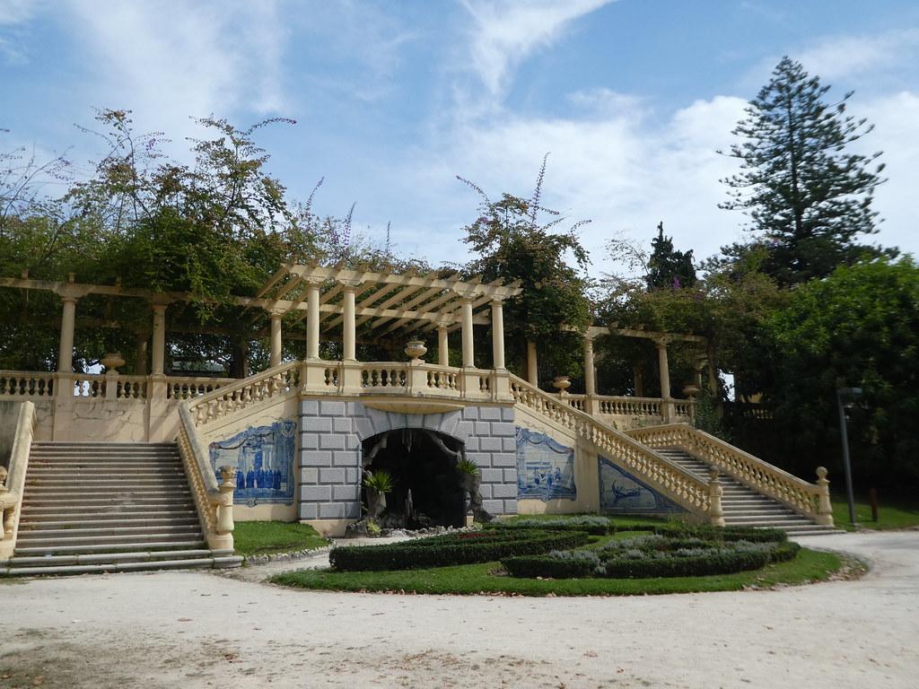 Parque Dom Pedro Infante, Aveiro