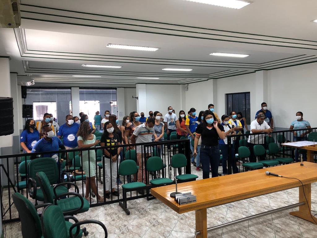 Pagamento da gratificação do PMAQ-AB aos profissionais de saúde do município de Alcobaça (4)