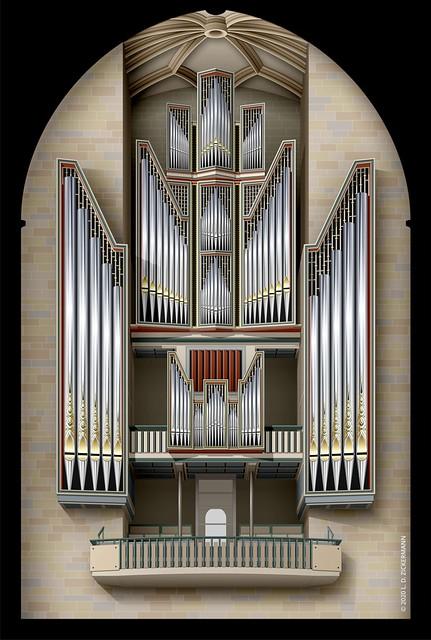 Orgel Hildesheim, St. Andreas