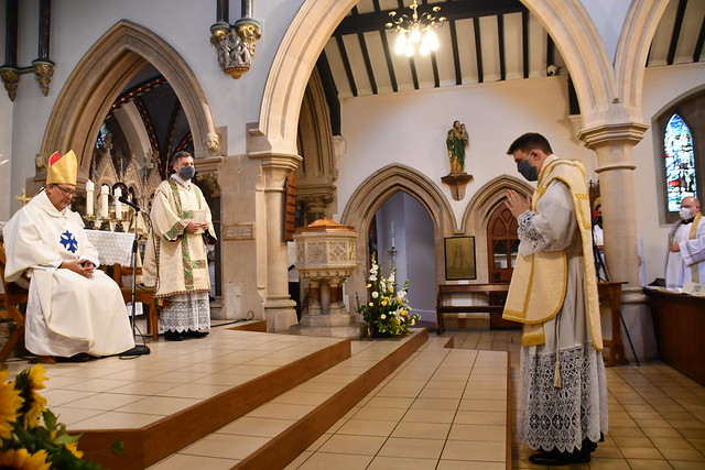 Priestly Ordination of Daniel Rooke