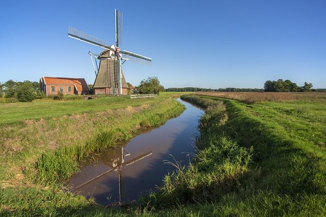 Molen van de groote polder