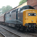 Class 55 55022 'Royal Scots Grey' - Bury Bolton Street