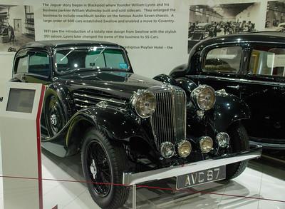 Jaguar SS
