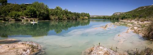 texas devilsriversna tpwd river devilsriver valverdecounty statepark panoramic nature outdoors paddling scene scenic vista landscape wild westtexas turkeybluff