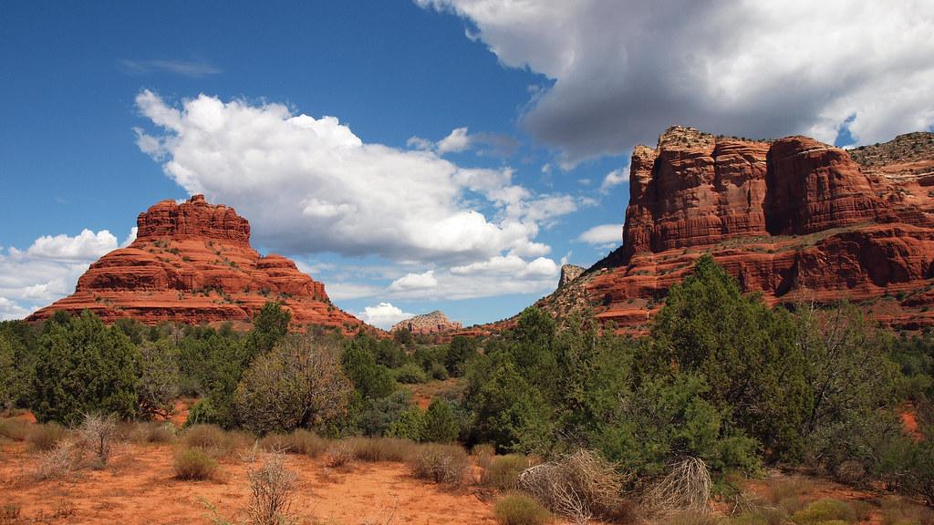 Bell Rocks Formation