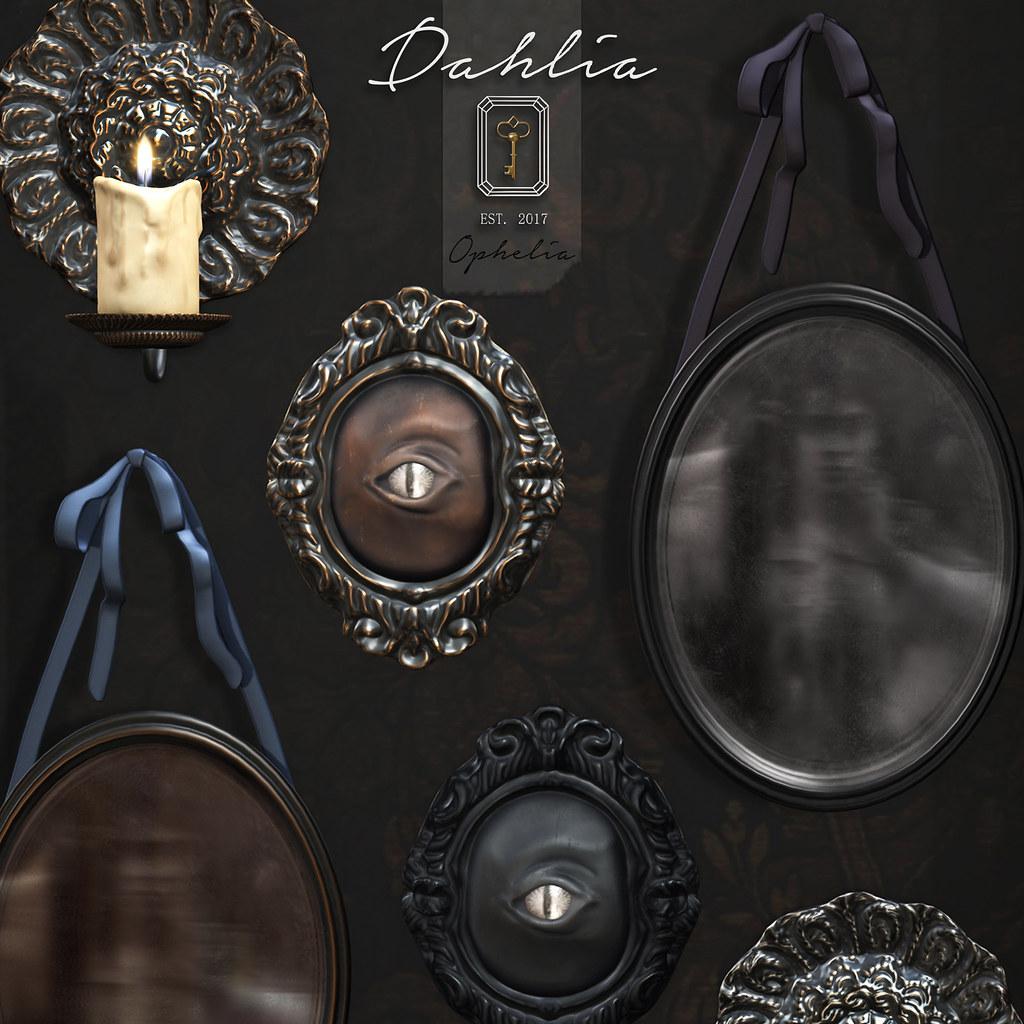 Dahlia - Ophelia - Display Ad