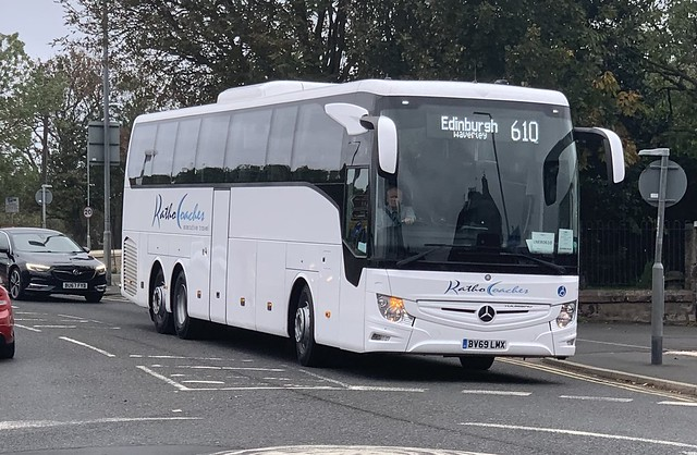 Ratho Coaches BV69 LMX (26-09-2020)