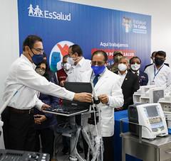 Hospital de Contingencia Essalud Tacna