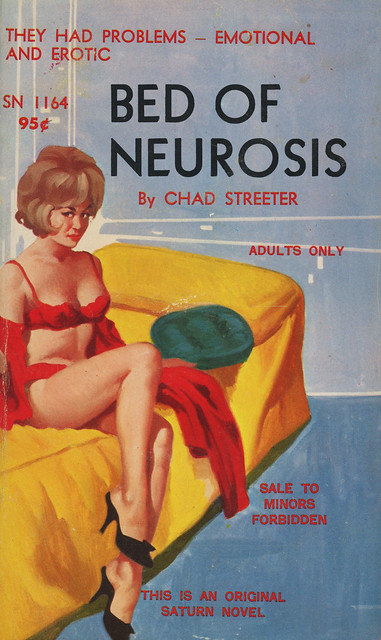 Saturn Novels 1164 - Chad Streeter - Bed of Neurosis