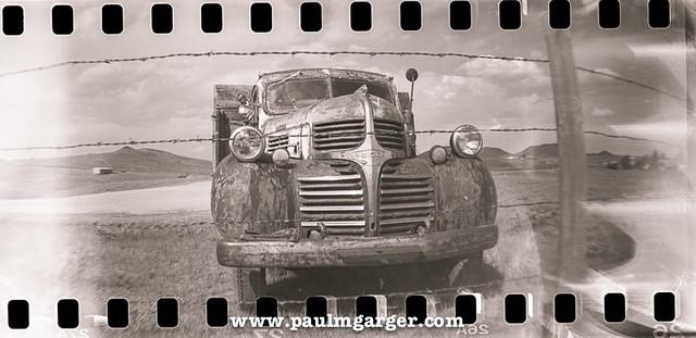 Dodge Stake Truck