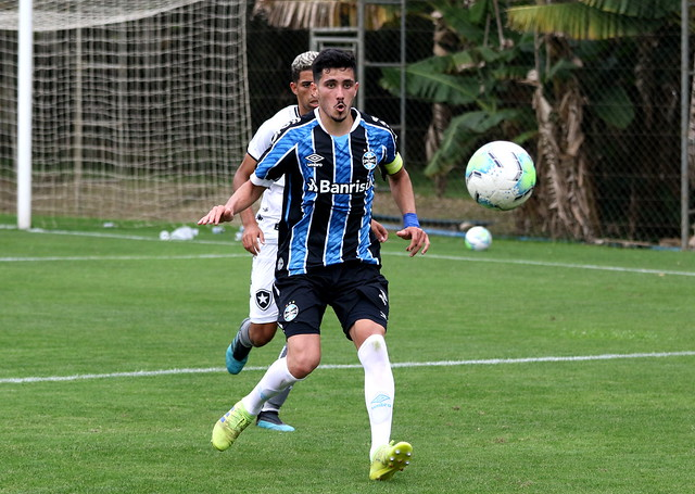 Brasileiro Sub-20 - Grêmio x Botafogo