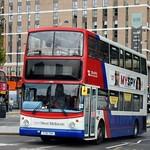 National Express West Midlands 4125 Y716TOH Birmingham 5 September 2020