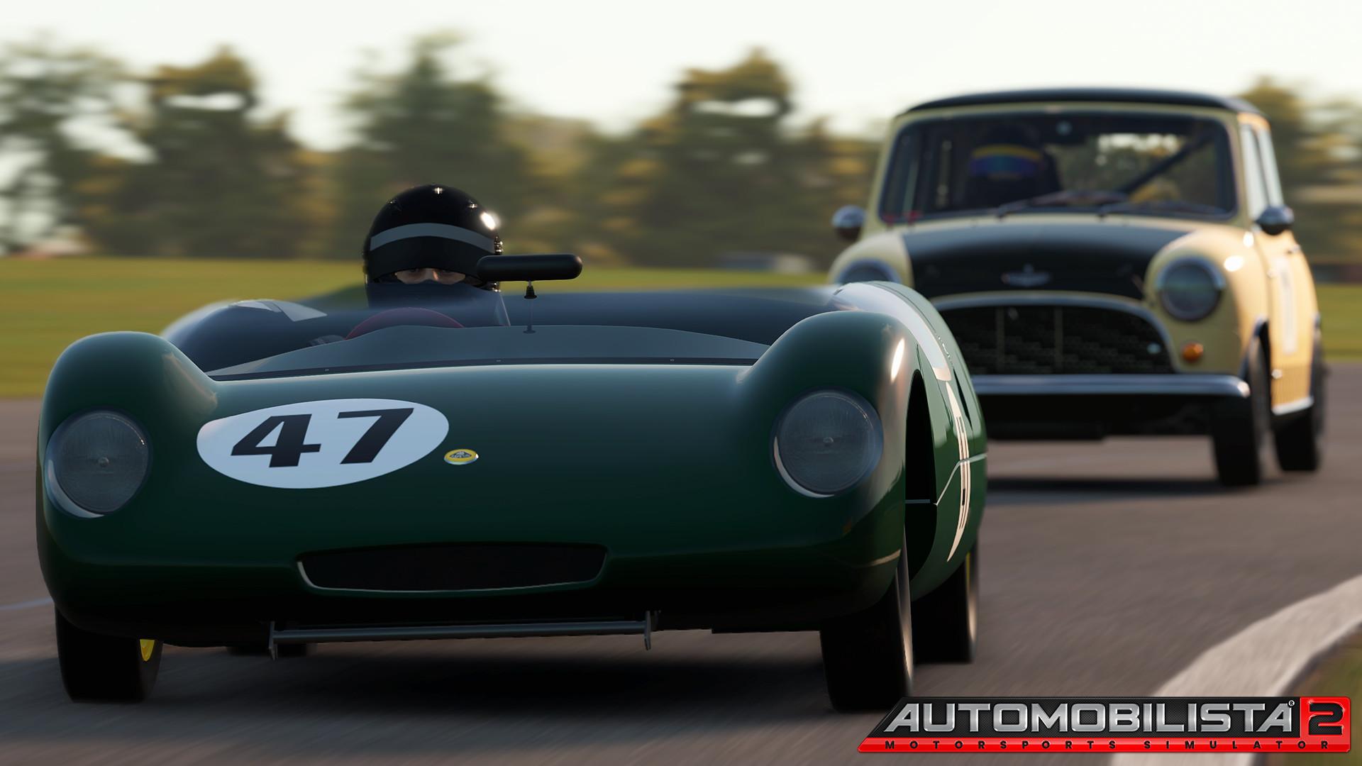 AMS2 - Lotus 23
