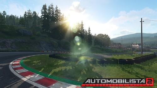 AMS2 - Buskerud Kart track