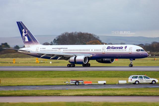 Britannia Airways G-CDUO 15-11-2003
